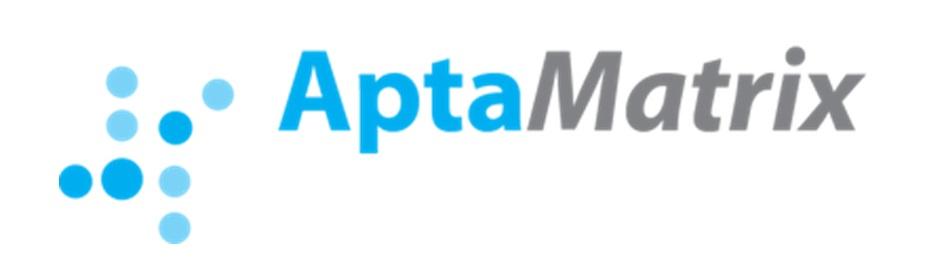 Aptamatrix